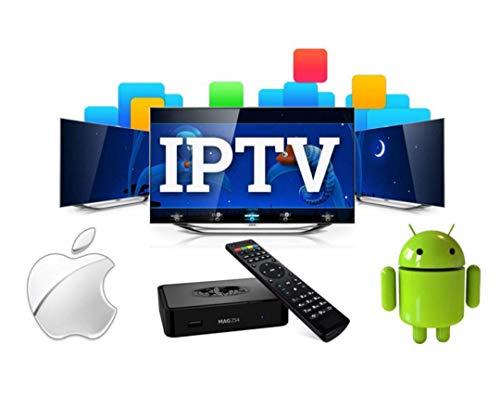 World IPTV + MAG M3U TV & VOD Türkisch Arabisch Deutsch France Italia Russia 1 months