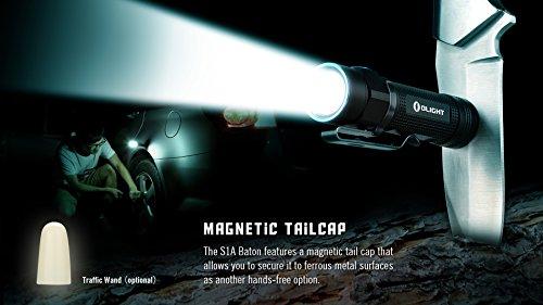 Olight® S1A Baton LED Mini AA Taschenlampe
