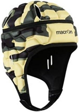 Casco Caschetto Prossoettivo Portiere Calcio   Rugby Helmet Helmet Helmet XE Camouflage Macron (M L) Parent B06ZZF1JWF | Nuovo Prodotto  | Usato in durabilità  | Forte calore e resistenza all'abrasione  | Nuovo 2019  9f61d3