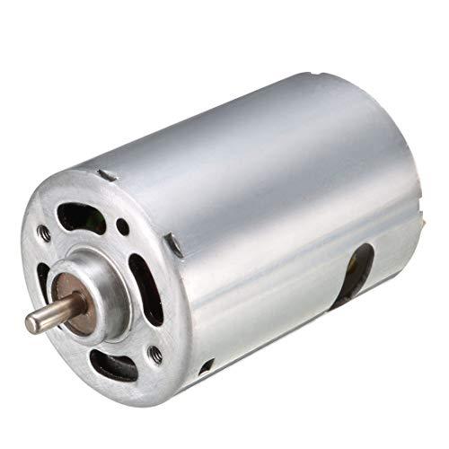sourcing map Motor Dc 18V 4100Rpm Micro Motor Eléctrico Para Rc Barco...