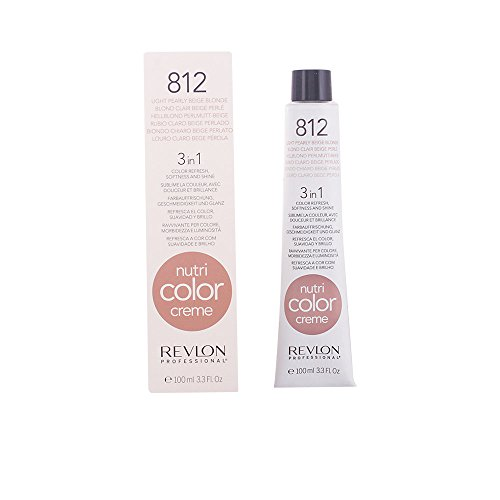 NUTRI COLOR cream #812-light pearly beige blonde 100 ml