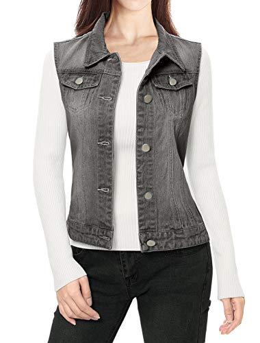 c649071d2b Gilet jeans donna | Classifica prodotti (Migliori & Recensioni) 2019 ...