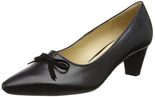 Gabor Fashion, Escarpins Femme Noir (schwarz 37)