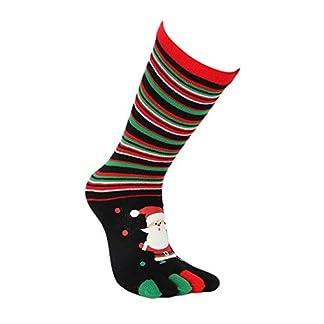 Mediados De Calcetines De Calcetines Calcetines Unisex Tubo Toe De Ropa festiva Dedo De Navidad Para Las Mujeres Calcetines Calcetines Largos 12 Pares Transpirable