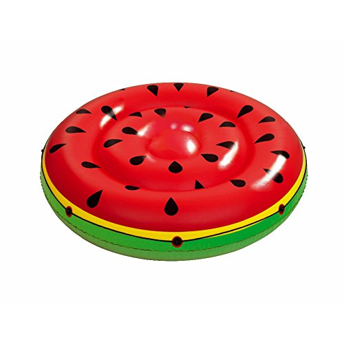 DMGF Riesiger Aufblasbarer Pool-Floss-Wassermelonen-Ruhesessel-Schwimmen-Ring-Sommer-Wasser-Strand-Sport-Spielzeug-Ruhesessel Und Flöße Für Erwachsen-Kinder