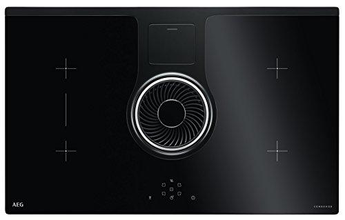 AEG IDE84242IB Integriertes Induktionskochfeld, schwarz, 191x 210mm, Berührungssensor