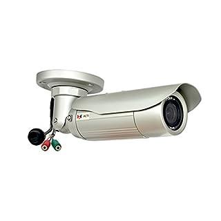 ACTi E Serie E46A IP Kamera für den Außenbereich, Bullet, 3MP Objektiv mit Variabler Brennweite, Poe