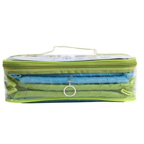 Curlformers Kit de rizado estilo sacacorchos para pelo extra largo