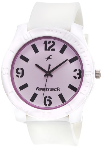 41ko5Hnly2L - 3062PP28 Fastrack Tees Purple watch