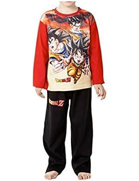 Pijama infantil niño DRAGON BALL Z-GOKU talla 14