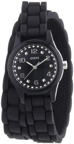 Guess Unisex Watch Analogue Quartz W65023L2 Silicone