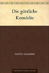 Die göttliche Komödie (German Edition)