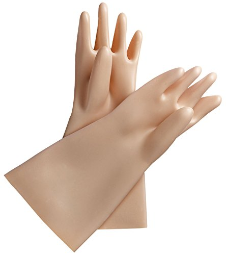 bc90vse-facom-size-9-insulated-gloves-class-0-en60903-1000volt-natural-latex-360mm-long