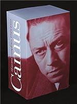 Coffret Oeuvres complètes, volumes 3 et 4 de Albert Camus