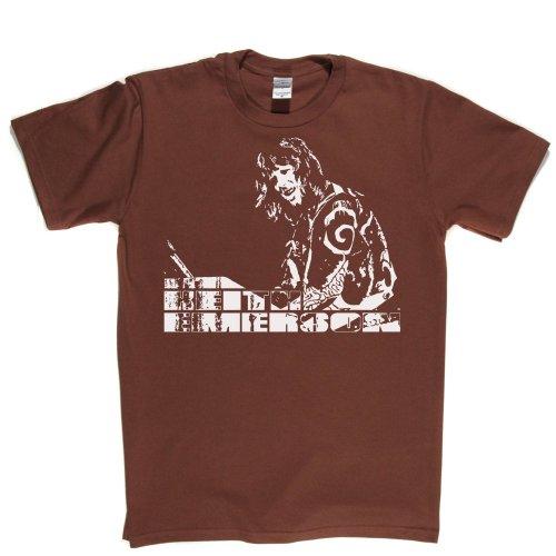 Keith Emerson English Keyboardist Composer Tee T-shirt