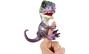 Untamed Raptor by Fingerlings Baby Dinosaur - By WowWee