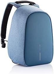 XD Design Bobby Hero Small Mochila Antirrobo USB Azul Claro (Bolso Unisex)