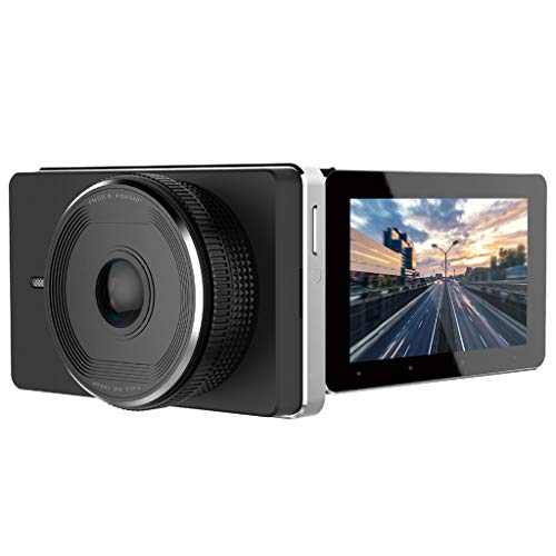 NLJY HD Auto Fahren Recorder 1080P WiFi Sprint Mini-Kamera Nachtsicht DVR Dash Dive Camera