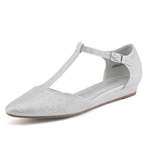Dream Pairs Estella Zapatos Planos Bailarina