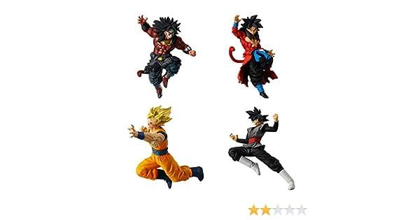 Dragonball Z 3/'/' Broly Super Skills Vol 5 Gashapon Trading Figure