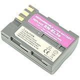 PowerSmart® 1700mAh Akku für NIKON D100, D200, D300, D300s, D50, D70, D70s, D80, D90, DSLR D700, EN-EL3e