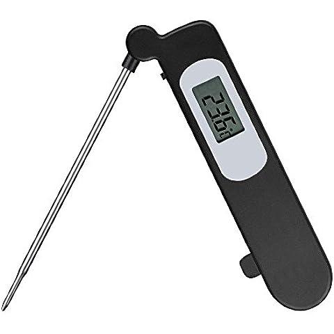 Termometro Cucina Topop Immediata Lettura Cucina Termometro ad Alte Prestazioni Digitali Alimento Carne Termometro