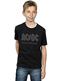 AC/DC Boys Back in Black T-Shirt