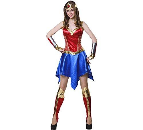 Zzcostumes Wonder Woman Kostüm für Eine Frau