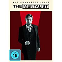 The Mentalist Komplettbox