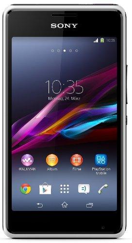 Walkman Sony Datenkabel (Sony Xperia E1 Dual Smartphone (10,2 cm (4 Zoll) TFT-Display, 1,2GHz Dual-Core, 3 Megapixel Kamera, Dual-SIM, Android 4.3) weiß)