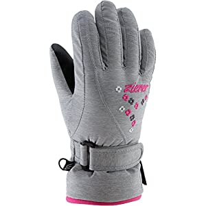Ziener Mädchen Limonia Girls Gloves Junior Alpinhandschuhe