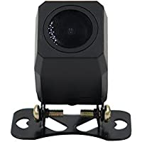 Dynavision Super mini cámara de marcha atrás, Directriz de encendido / apagado, mini cámara frontal y trasera para camioneta de coche