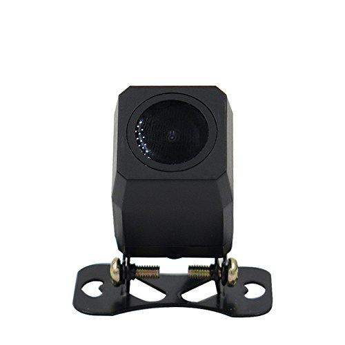 Dynavision Auto-hintere Ansicht-Unterstützungskamera, HD 170 Grad-Weitwinkel-Auto-Rückfahrkamera, CCD-Universal-Wasserdichte Nachtsicht-Fahrzeug-Rearview-Parken-Kamera (Tarlight Super HD Pro)
