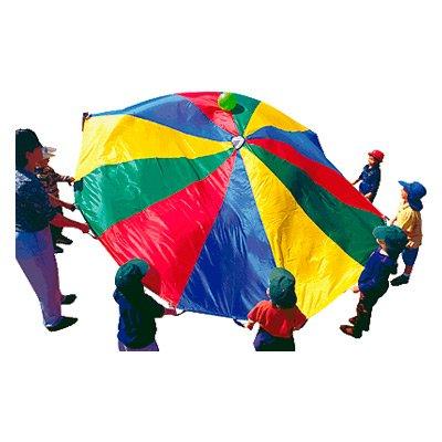 Snap 154062 - Paracaídas actividades infantiles, 3.65 m