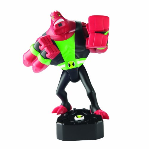 Ben 10 36063 - Sound Alien, Die Krake, Actionfigur