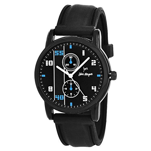 41koGrxmrHL - john morgan Mens Sports Looks watch
