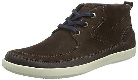 Tommy Hilfiger Herren F2285OSTER 3N Sneakers, Braun (Coffeebean 212), 44