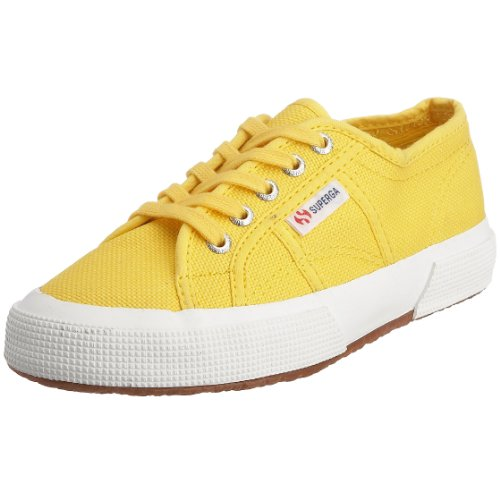 Superga 2750-Jcot Classic Scarpe Walking Baby, Unisex bimbo 176 Sunflower