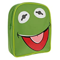 Trademark Collections DMUPP001005 Disney Muppets Kermit Back Pack