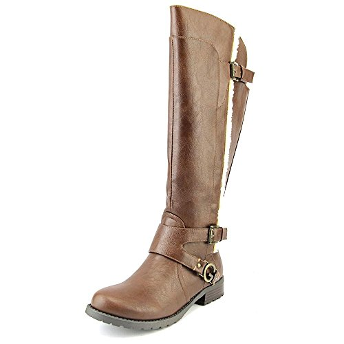 G By Guess Hollow Synthétique Botte Medium Brown