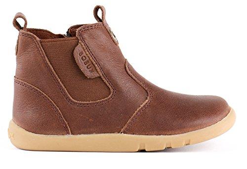 Bobux 460639, chaussures premiers pas mixte bébé Toffee