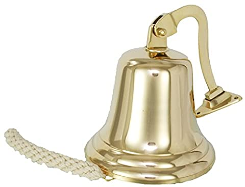Buckingham X-Large Ship/Pub/Wall Mountable Bell