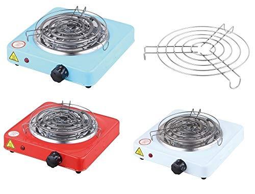 Maxell Power CE Cocina ELECTRICA para Shisha con Grill CACHIMBA Carbon HORNILLO...