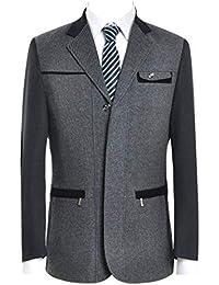 Herren Blazer Sakko Freizeit Business Wool Mens Anzugjacke Klassischer Anzug  Fashion Casual Slim Fit Mantel Smart 32aeaa827f