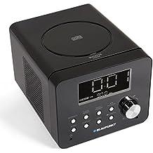 Blaupunkt CDR 10 Digital 2.5W Negro - Radio CD (Digital, FM,PLL, 87,5 - 108 MHz, Jugador, CD,CD-R,CD-RW, Fast backward, Avance rápido, Pausa, Play, Stop)