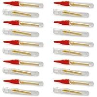10 Bolsas x Luz Quimica Senalizacion 4cm para Pesca Nightlight