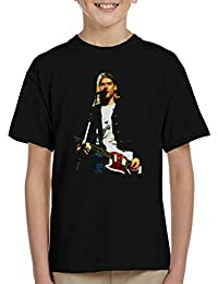 Alamy Kurt Cobain Nirvana Live Kids T-Shirt