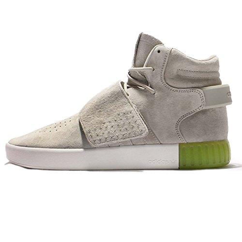 Hi Top Fettuccia Invasore Per Sneaker Tubolare Gli Scarpe Adidas Originali Uomini Sneakers Grigie 0d8Hqww