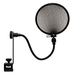 CAD Audio EPF-15A Pop Filter On 6-inch Gooseneck, Black
