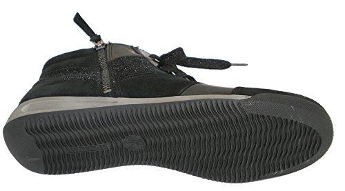 Ara 12-44477 Rom-STF donna Sneaker Nero